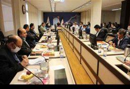 نشست شوراى مرکزی نظام مهندسی ساختمان بعدازظهر روز 3 شنبه 20 خردادماه