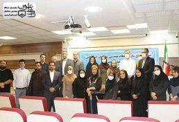 جلسه خبری هیات رییسه سازمان نظام مهندسی ساختمان استان البرز با اصحاب رسانه