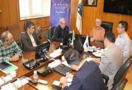 انعقاد تفاهم نامه همکاری میان شرکت آب منطقه ای قزوین و سازمان نظام مهندسی معدن