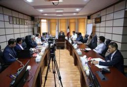 شصت و نهمین نشست هیئت مدیره سازمان نظام مهندسی ساختمان استان یزد