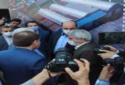 مراسم شروع عملیات اجرایی کارخانه دانش بنیان نوآوری استان گیلان