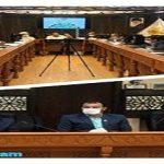 تقدیر شورای اسلامی شهرگرگان از سازمان نظام مهندسی ساختمان استان گرگان