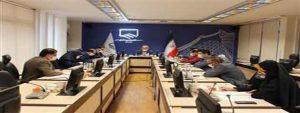 برگزاری نشست امور بینالملل نظام مهندسی با رؤسای انجمن های دوستی با سایر کشورها