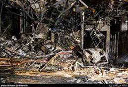 عرض تسلیت به خانواده های جان باختگان حادثه انفجار بیمارستان سینا اطهر