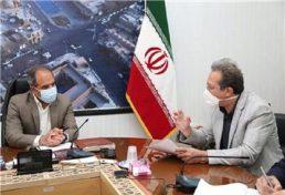 امضا شرکت گاز یزد و سازمان نظام مهندسی ساختمان تفاهم نامه همکاری