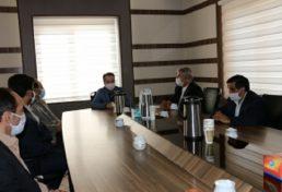 دفتر رسیدگی به امور جامعه ایثارگر در سازمان نظام مهندسی ساختمان استان اردبیل