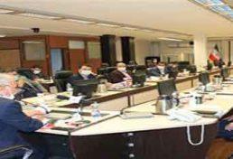 نشست مشترک مدیران نظام مهندسی و معاونت مسکن وزارت راه و شهرسازی