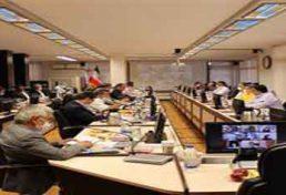 دويست و چهل و نهمین جلسه شورای مرکزی سازمان نظام مهندسی ساختمان کشور