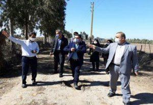 دیدار رئیس سازمان نظام مهندسی کشاورزی مازندران و ردیس جهاد دانشگاهی استان مازندران