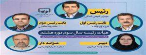 انتخابات سومین سال هیات رئیسه سازمان نظام مهندسی ساختمان استان چهارمحال و بختیاری