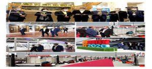 بیست و سومین نمایشگاه جامع صنعت ساختمان اصفهان با حضور مسئولان