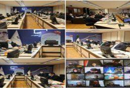 برگزاری دويست و پنجاه و پنجمین نشست شورای مرکزی با چهار دستور کار