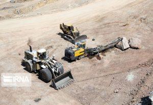 دستیابی به تکنولوژی استحصال و فرآوری مواد و عناصر نادر خاکی که از مهمترین مواد استراتژیک