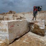 فرآوری و بازرگانی سنگ تزئینی با راهاندازی خوشه سنگ تزیینی در کرمانشاه