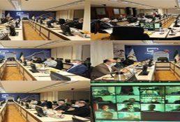 دويست و پنجاه و هشتمین جلسه شورای مرکزی با حضور رییس سازمان نظام مهندسی ساختمان