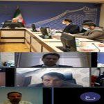 برگزاری دومین دوره جلسات شورای منطقهای رؤسا با ریاست احمد خرم