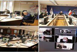 برگزاری دومین دوره جلسات شورای منطقهای رؤسا با رئیس سازمان نظام مهندسی کشور
