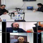 نشست گروه تخصصی مکانیک شورای مرکزی با دستور کار تعیین هیات رئیسه
