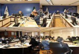 جلسه مشترک مسئول تدوين پروژه هاى دفتر نمايندگى جايكا ژاپن در ایران با احمد خرم