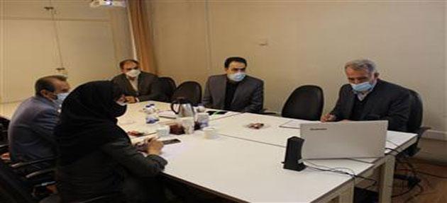 دومین نشست گروه تخصصی نقشه برداری شورای مرکزی با حضور احمد خرم