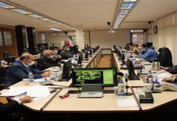 نشست کمیته بازنگری آیین نامه ها و شیوه نامه ها به ریاست غلامحسین عسکری