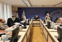 نشست گروه تخصصی شهرسازی شورای مرکزی با دستور کار تعیین هیات رئیسه