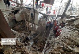 ضرورت تسریع در ایمن سازی ساختمان حادثه دیده انفجار گاز در اهواز