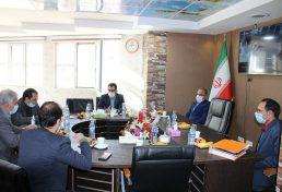 جلسه مشترک بانک مسکن و سازمان نظام مهندسی، با هدف معرفی خدمات بانک