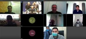 نشست چهارم گروه تخصصی ترافیک شورای مرکزی به صورت حضوري و مجازي