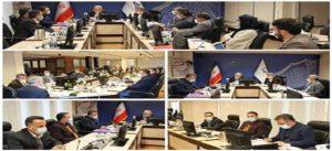 تصمیمات کمیسیون خدمات مهندسی شورای مرکزی با حضور احمد خرم