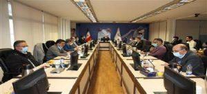 جلسه احمد خرم با وزیر راه و شهرسازی در مورد تعرفه خدمات مهندسی ۱۴۰۰