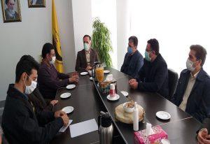 افتتاح آموزشگاه آزاد فنی و حرفهای سازمان نظام مهندسی معدن در کردستان