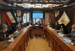 دویست و هفتاد و نهمین جلسه رسمی شورای اسلامی شهر گرگان با حضور اکثر اعضا