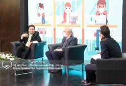 رئیس نظام مهندسی ساختمان تهران در ویژهبرنامه ساختمانسازی و کاهش شیوع بیماری کرونا