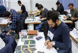 نخستین آزمون ورود به حرفه مهندسان برای اخذ پروانه اشتغال به کار مهندسی