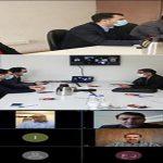 برگزاری چهارمین نشست گروه تخصصی نقشه برداری با حضور مومنی مقدم