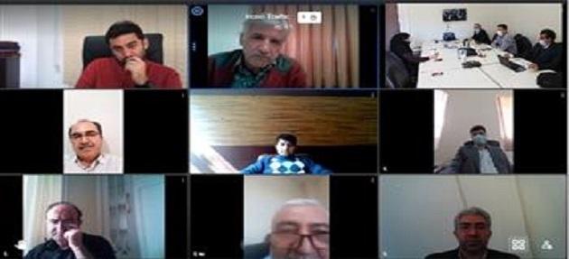 نشست پنجم گروه تخصصی ترافیک شورای مرکزی به صورت حضوري و مجازي