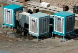 سهل انگاری در راهاندازی، تعمیر و آمادهسازی کولرهای آبی عاملی جهت آتش سوزی