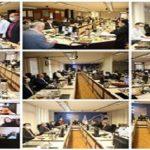 اولین جلسه شورای مرکزی سازمان نظام مهندسی ساختمان در سال 1400