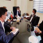 جلسه مشترک اعضای هیئت مدیره خانه مطبوعات استان کهگیلویه و بویراحمد با مهرجو