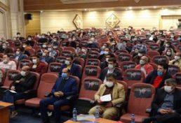 نشست مجمع عمومی نوبت دوم سازمان نظام مهندسی ساختمان استان خراسان شمالی
