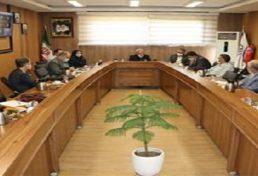 جلسه کمیسیون آموزش، پژوهش، آزمون و انتشارات شورای مرکزی سازمان نظام مهندسی