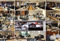 دویست و هفتادمین جلسه شورای مرکزی با 3 دستور کار در بیست و پنجم خرداد ماه