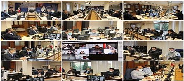 دویست و هفتادمین جلسه شورای مرکزی با ۳ دستور کار در بیست و پنجم خرداد ماه