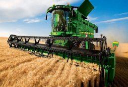 136 ناظر نظام مهندسی کشاورزی و منابع طبیعی بر عملیات برداشت غلات و کلزا