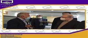 توافقات مهم احمد خرم با وزیر بهداشت برای تزریق واکسن به مهندسان و همسرانشان