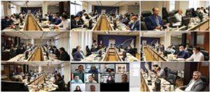 برگزاری دویست و هفتاد و دومین نشست شورای مرکزی با پنج دستور کار