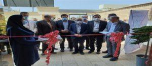 افتتاح دفتر برون سپاری خدمات شهرسازی و معماری شهرداری تاکستان