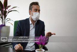 نام نویسی بالغ بر پانزده هزار عضو نظام مهندسی ساختمان تهران برای تسهیلات