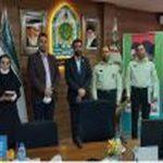 نیروی انتظامی اصفهان در نظامبخشی به شاغلین حرفهای بخش کشاورزی و منابع طبیعی